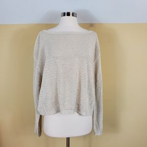 RDI Open Knit Sweater